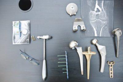 Implantatenregister gebruikt 'scannende chirurgen'