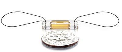 Eerste implantatie van draadloze minisensor