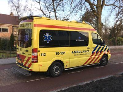 Patiëntgegevens digitaal al vanuit ambulance naar ziekenhuis