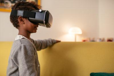 Kinderen voorbereiden op operatie met Virtual Reality