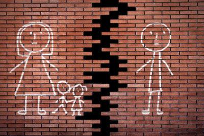 Steeds meer gebroken gezinnen