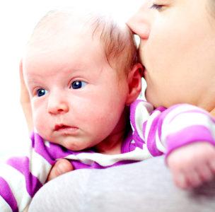 Hik belangrijk voor ontwikkeling baby